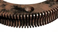 Визуализация зубчатого колеса