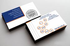 Верстка и дизайн визиток