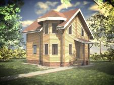 Дом за городом