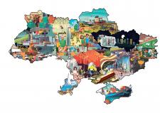 иллюстрация для брошюры UNICEF. вектор