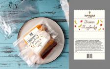 Дизайн этикетки на мороженое эскимо
