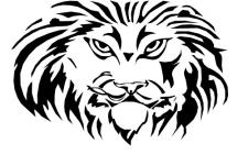 Лев в векторе