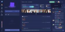 Адаптивная вёрстка UI для сайта по CS:GO