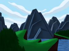 Иллюстрация окружение