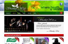 Сайт, посвященный здоровому образу жизни.