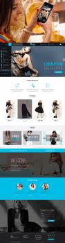 лого+дизайн интернет-магазина