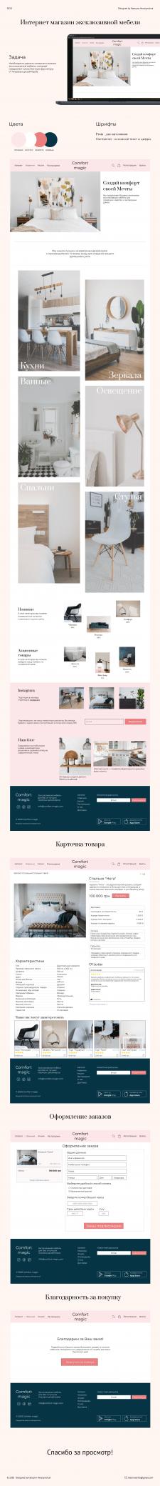 Интернет-магазин эксклюзивной мебели