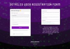 Форма регистрации\входа