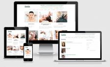 Корпоративный сайт DermaVita