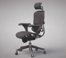 Реклама офисной мебели 3D