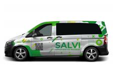 Брендирование авто SALVI