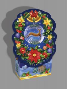 Олени в рождественскую ночь