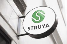 Логотип для компании Struya