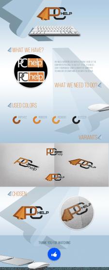 PC Help - logo
