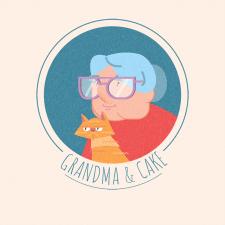 Grandma & Cake
