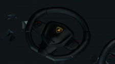 The helm of Lamborghini / CGI / Concept