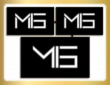 Двубуквенный именной логотип - 5