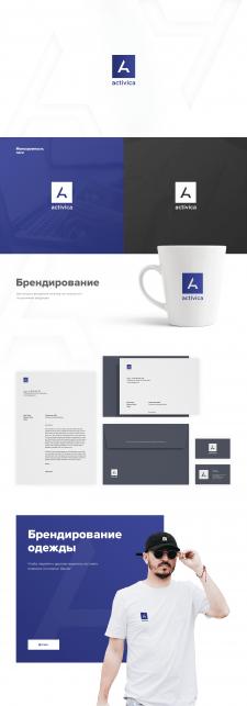 Разработка логотипа Activica