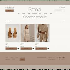 Дизайн сайта №3