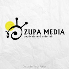 ZUPA MEDIA - Логотип - 2017