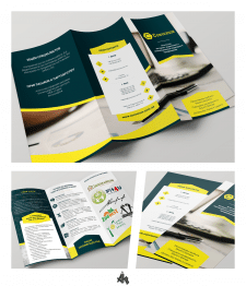 Tri Fold Brochure - Conversor