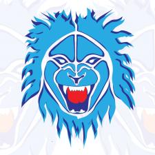 """Логотип-персонаж """"Лев"""""""