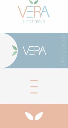 Лого для частных пансионатов «Vera»