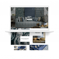 Сайт для Gianti Fabrics