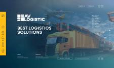 AV Logistics Website