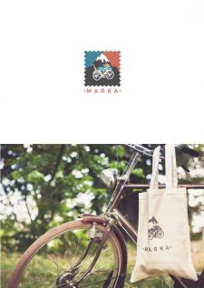 Логотип для бренда Marka (Киев)