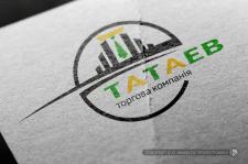 "Логотип ""ТАТАЕВ"""