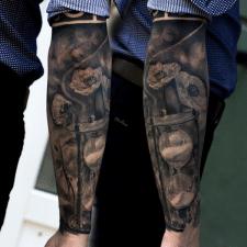 Описание татуировки для Инсты