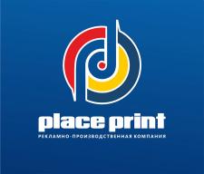 ПлейсПринт лого