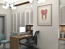 Стоматологическая клиника. Кабинет директора.