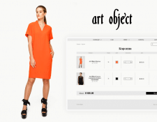 Art Object Online store of women clothes