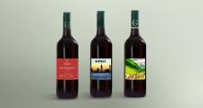 Дизайн этикетки для вина (конкурсная работа)