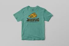Брендинг для компании Big Pig