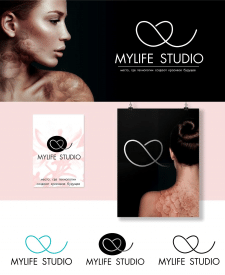 Логотип Mylife Studio