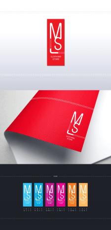 """""""MS"""" лого"""