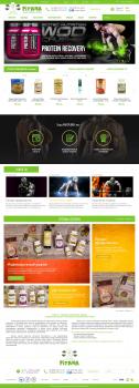 интернет-магазин спорт-питание