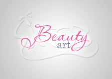 Логотип Beauty art