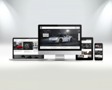 Корпоративный сайт для дилера alfa romeo