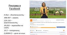 Реклама видеоконтента