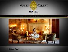 Сайт гостинницы