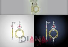 Retouching jewelry