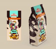 Дизайн упаковки в doodle-стиле