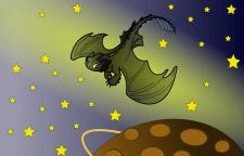 Иллюстрация Беззубика из мультфильма