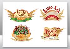 "Логотип хлебозавода ""Добро Хліб"""