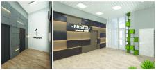 Bristol эскизный дизайн входной группы