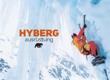 Hyberg Climbing Equipment Company Logo